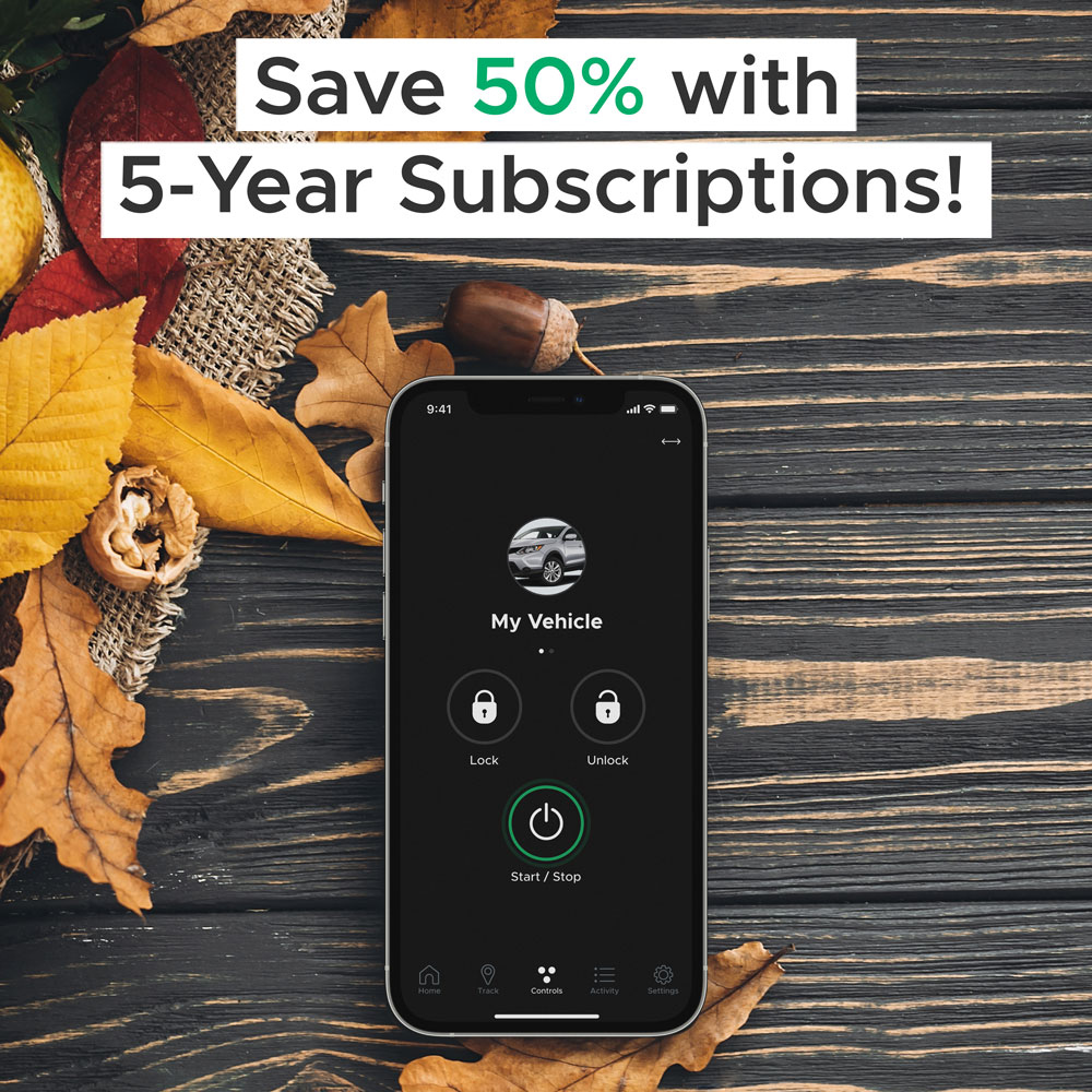 Save 50% on DroneMobile Subscriptions