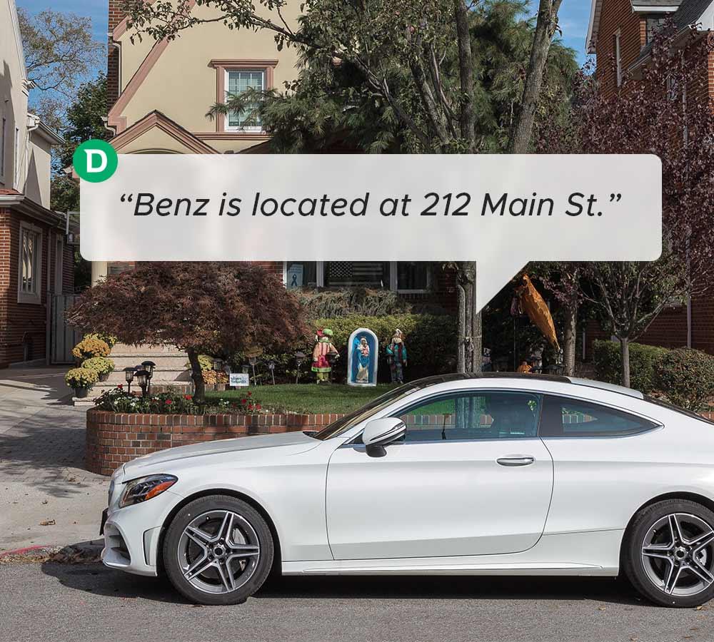 Vehicle Location and Status