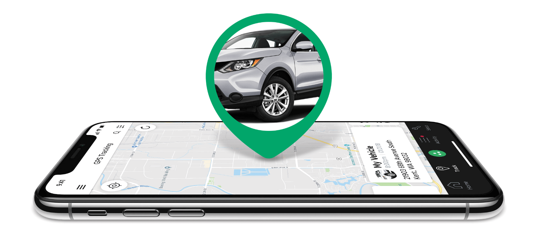 What is DroneMobile GPS Tracking?