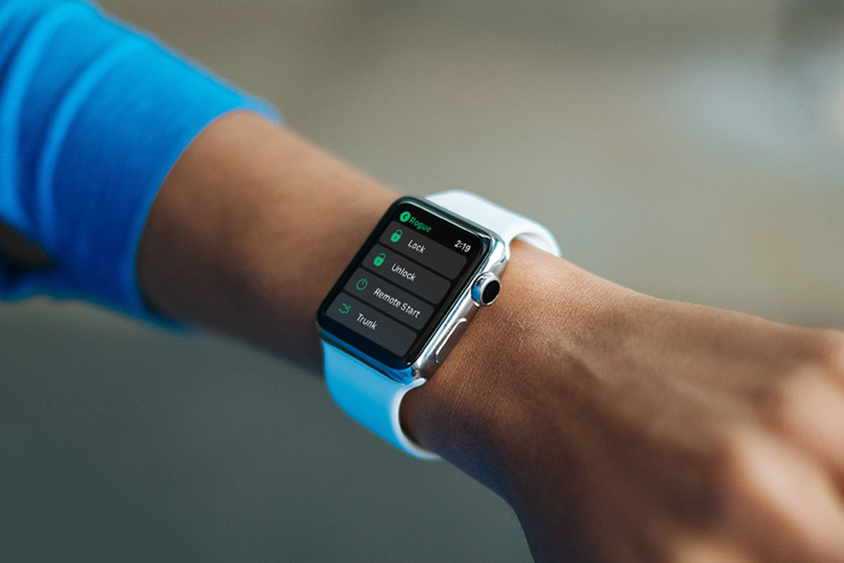 dronemobile for apple watch