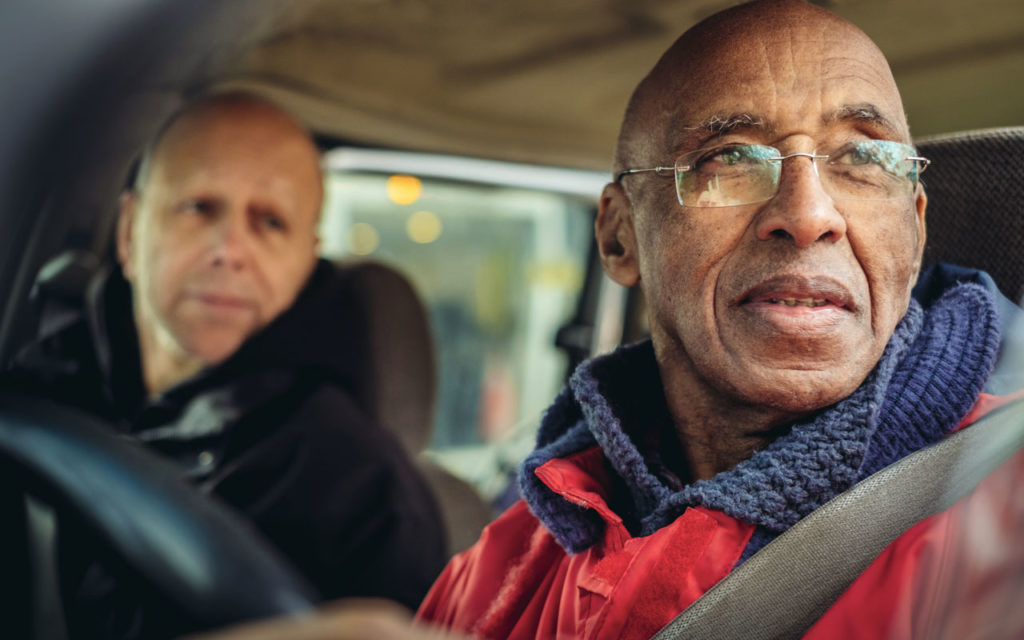 Winter Safety Tips for Older Drivers