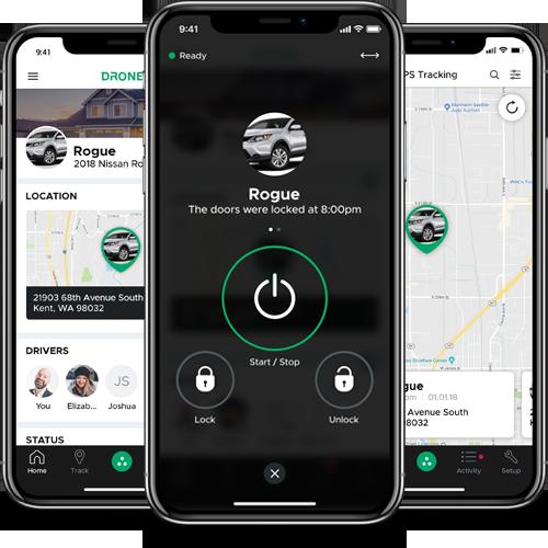 DroneMobile app