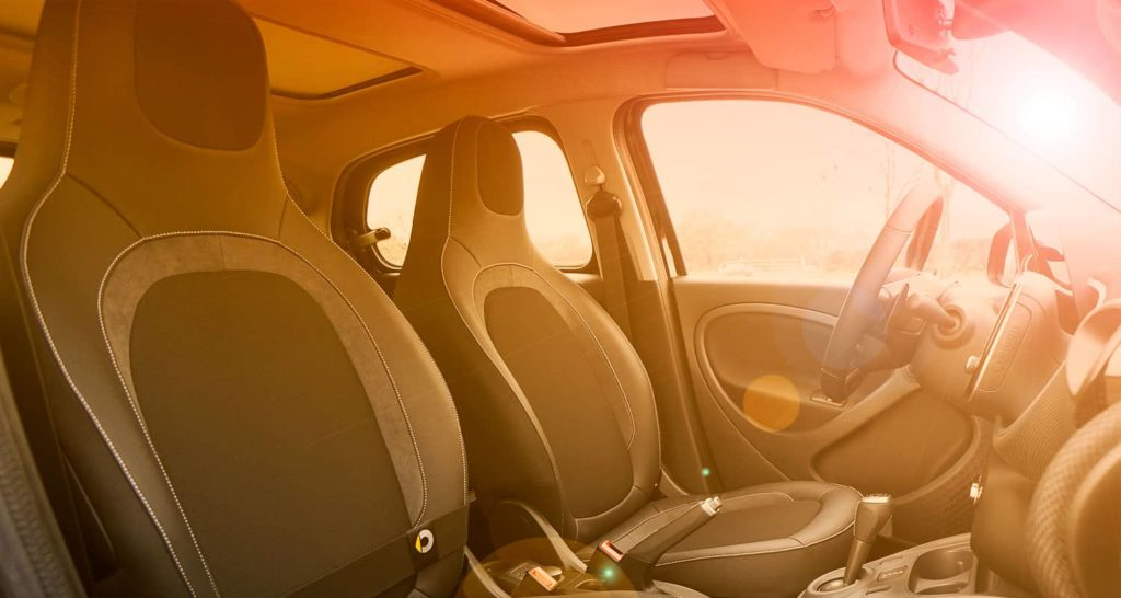Drone - Keep Your Car Seats Cool This Summer
