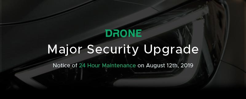 DroneMobile August 2019 Security Upgrades