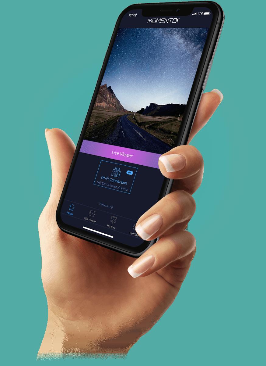 The Momento App