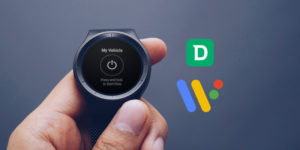 DroneMobile Now Compatible with WearOS!